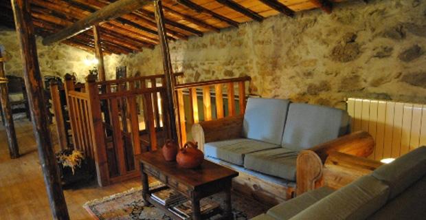 Nuestros alojamientos rurales. La Trocha de Hoyorredondo.