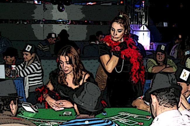 La familia Sevillana – Casino Clandestino