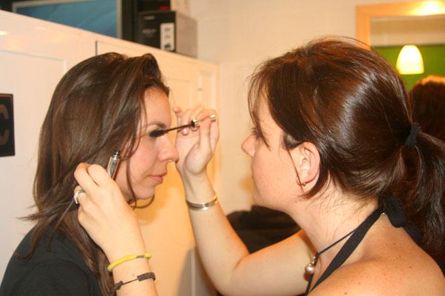 Maquillaje – Modelos por un día