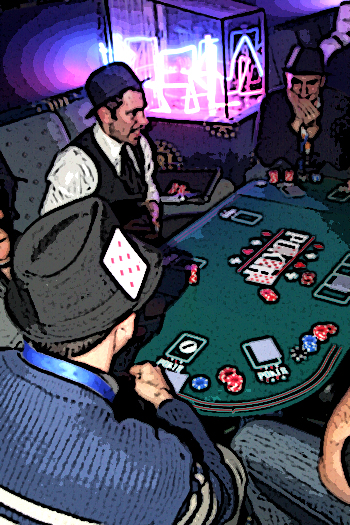 Poker Hold-em Texas – Casino Clandestino
