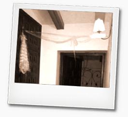 decoración para halloween actividad de miedo